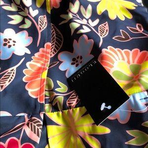 925063dfc7f Eloquii Pants - ELOQUII NWT Printed Strapless Jumpsuit SIZE 16